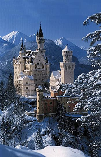 Neuschwanstein Castle, Bavaria, Germany #fairytale even. Beauty and the beast epic: