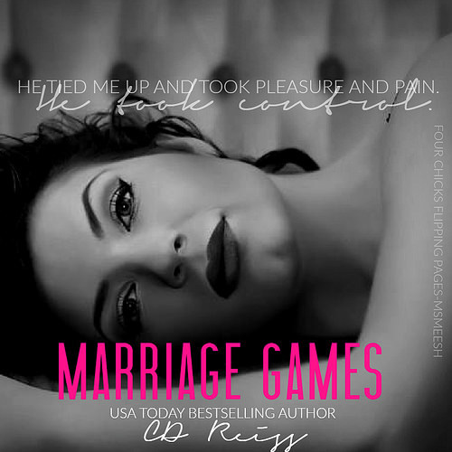 #MarriageGames0