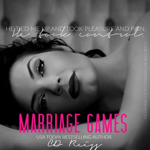 #MarriageGames0