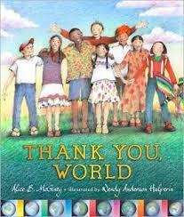 Thanksgiving Yoga book