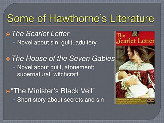 the issue of sin in the short story the ministers black veil by nathaniel hawthorne Essay september 27, 1996 ministers black veil hidden sins the ministers black veil, a literary masterpiece written by nathaniel hawthorne, was a divergent parable for the period it was written.