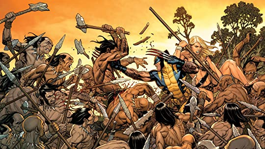 "Image result for Savage Wolverine Volume 1: ""Kill Island"""