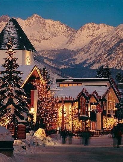 Christmas in Vail, Colorado: