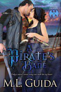 ML Guida - A Pirate's Bane book cover