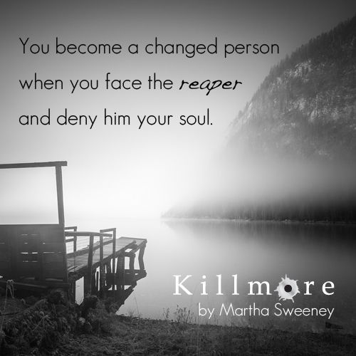 Killmore (Killmore #1) by Martha Sweeney