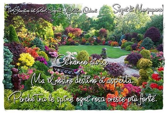 Il giardino dei fiori segreti by cristina caboni - Il giardino dei fiori segreti ...