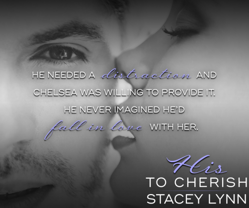 His to Cherish (Fireside, #3) by Stacey Lynn