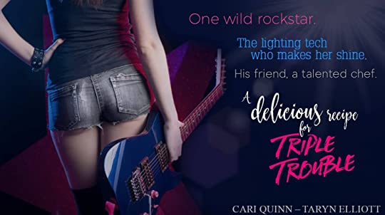 Triple Trouble (Found in Oblivion, #2) by Cari Quinn