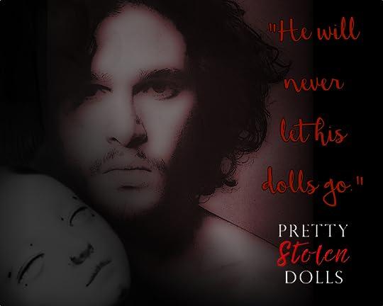 Liz's review of Pretty Stolen Dolls