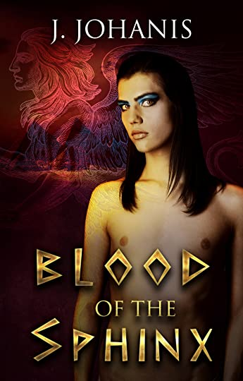 <i>Blood of the Sphinx</i>