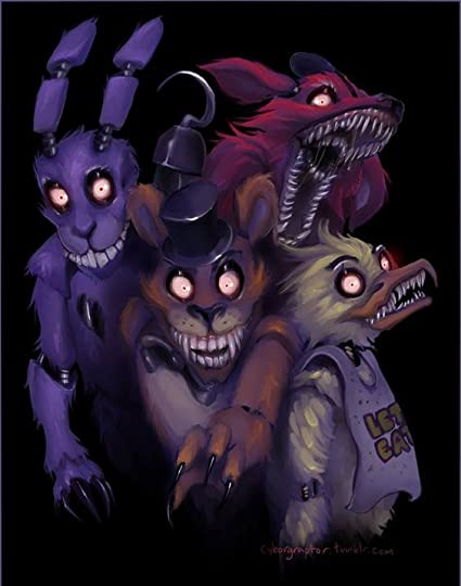The Silver Eyes (Five Nights at Freddy's, #1) by Scott Cawthon