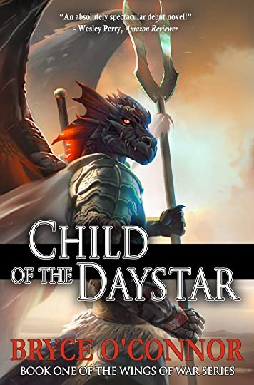 Child of the Daystar (The Wings of War, #1)