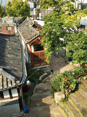 Samcheong-dong neighborhood