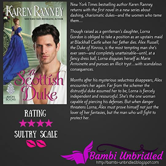 The scottish duke by karen ranney i was totally excited to see that karen ranney was starting a new victorian era historical romance series this is a rag to riches love story for our fandeluxe PDF