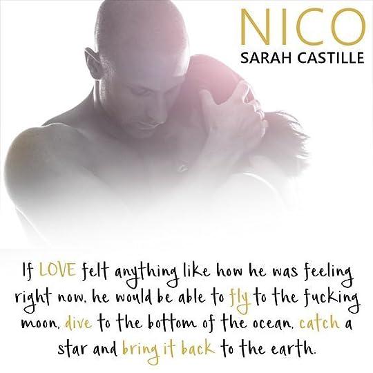 Nico (Ruin & Revenge, #1) by Sarah Castille