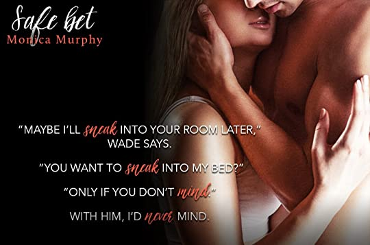 Safe Bet (The Rules, #4) by Monica Murphy