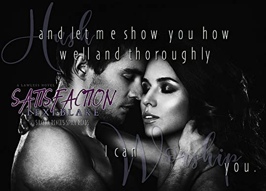satisfaction teaser