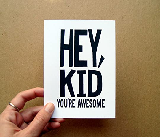 Afbeeldingsresultaat voor kid you are awesome