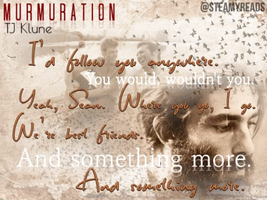 Murmuration by tj klune its really hard to review this without giving any spoilers so i will just tell you my feels fandeluxe Choice Image