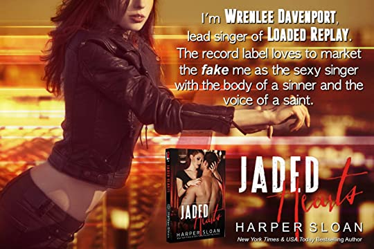 Jaded Hearts (Loaded Replay Book 1) by Harper Sloan