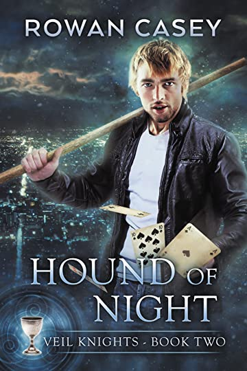 Book Cover: Hound of Night