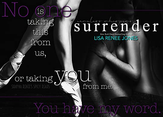 surrender teaser
