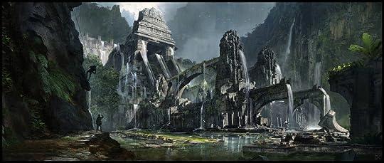 2D-Art-Darius-Kalinauskas-Entrance-to-Atlantis