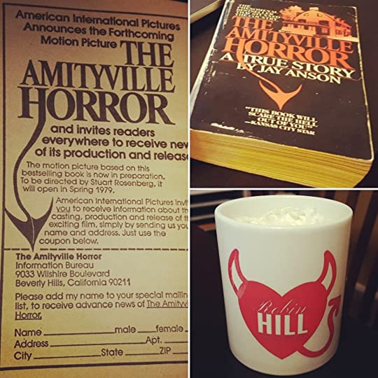 a report on the book the amityville horror by jay anson This is a great read and the author, jay anson wrote the story extremely well i love to read horror books and i own the entire collection of the amityville movies this is a must buy for anyone that likes to be scared when reading any book.