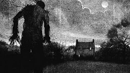 Image result for a monster calls book art