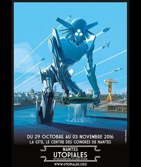 L'affiche du festival conçue par Denis Bajram