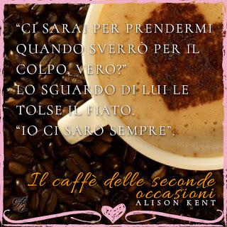 Alison Kent Il Caffè delle Seconde Occasioni