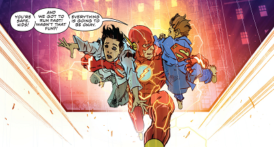 A new wave of speedsters emerge when a Speed Force storm hits Central City not all of whom want the powers...or plan to use them for good. & Chrisu0027s review of The Flash Vol. 1: Lightning Strikes Twice azcodes.com