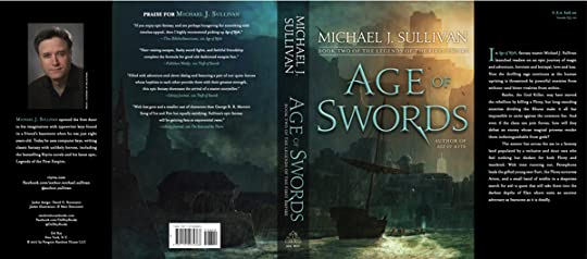Age of Swords by Michael J  Sullivan