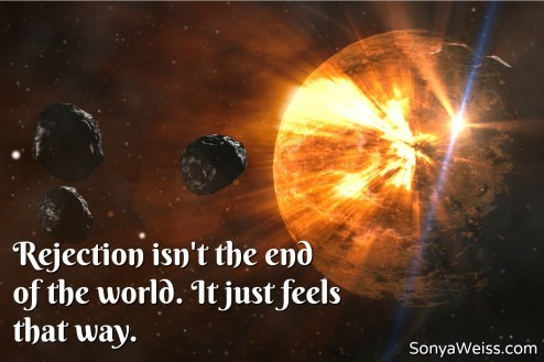 Rejection Isn't the End of the World