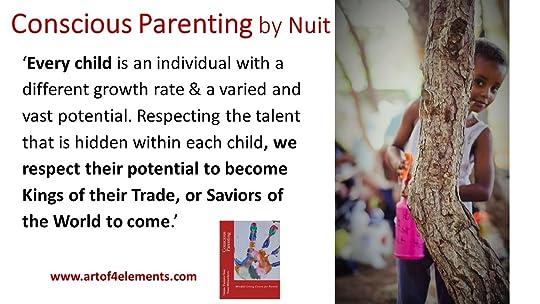 Conscious parenting book quote about kids as unique individuals