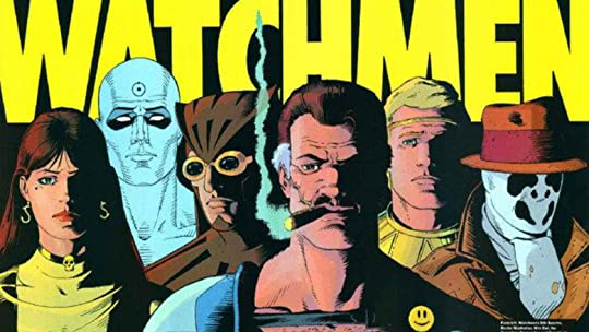 Graphic Novel Watchmen by Alan Moore. It&nbspEssay