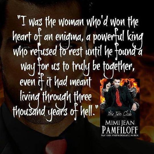 The Ten Club - Mimi Jean Pamfiloff:
