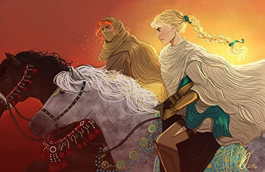 The Assassin And The Desert By Sarah J Maas