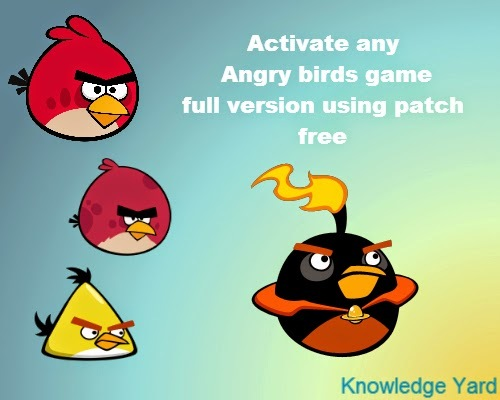 Angry birds space activation key download angry birds ultimate backup tutorial for all altavistaventures Images