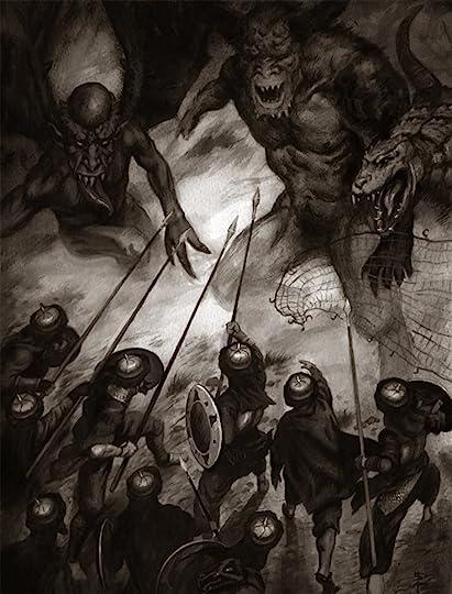 Resultado de imagem para the desert spear demon cycle