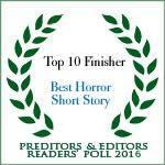 Top 10 Horror 2016