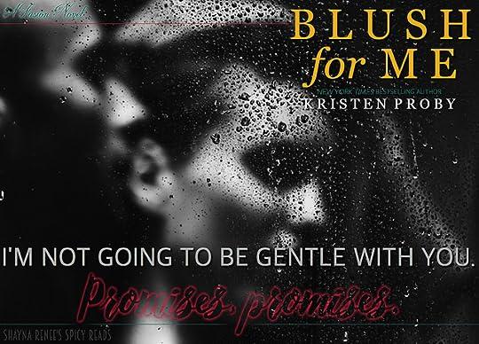 blush for me teaser