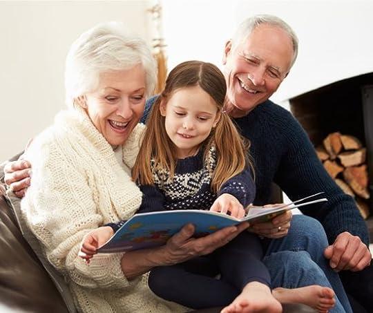 Praying Scriptures to Grandchildren