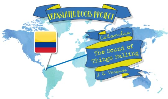 The sound of things falling by juan gabriel vsquez who knew itd take such a quiet and introspective novel to break my heart gumiabroncs Choice Image