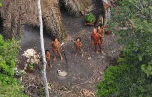 The Last of the Tribe: The Epic Quest to Save a Lone Man in