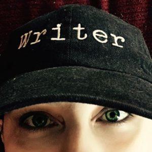 Got My WRITER Hat On!