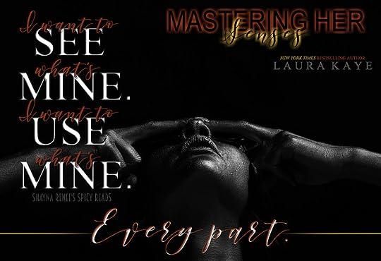 mastering her senses teaser