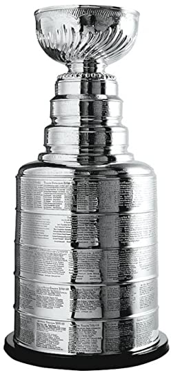 The Stanley Cup. ^-^: