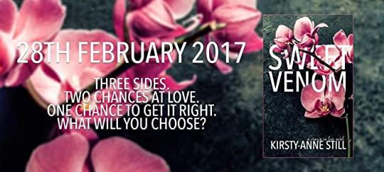 Sweet Venom A Crazy In Love Novel By Kirsty Anne Still