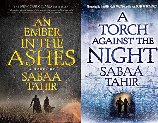 Image result for an ember in the ashes paperback